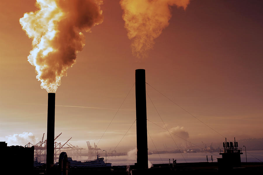 Property Rights and Pollution