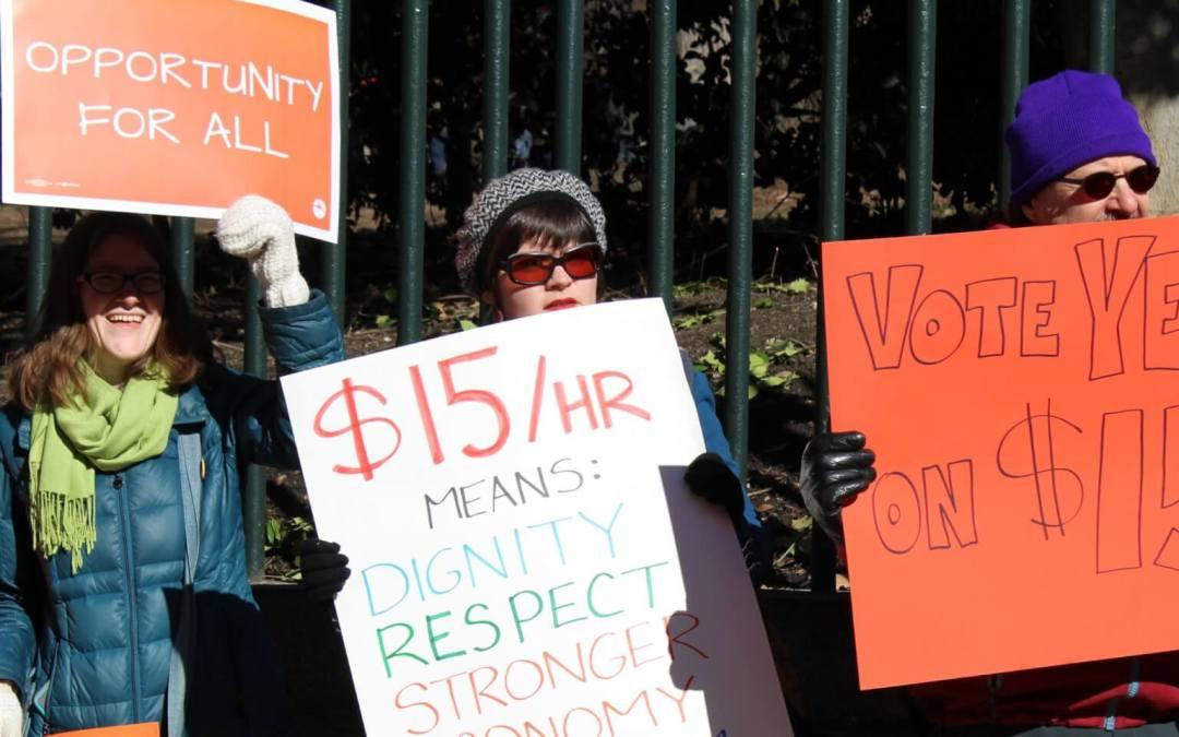 Ep. 015 – The Minimum Wage